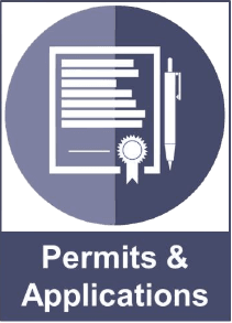 Link to Health Department Permits and Applications